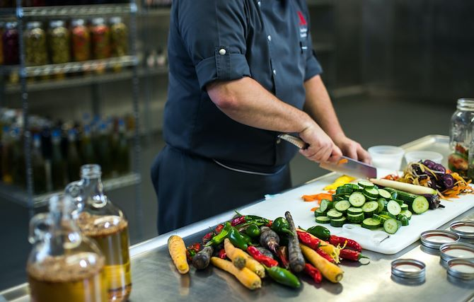 Farm to Table Dining at Chicago Marriott Downtown Magnificent Mile