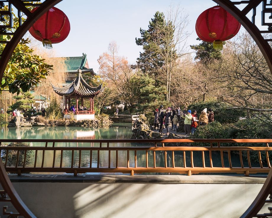 Chinese Garden Vancouver