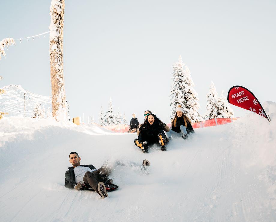 Grouse Mountain Ski Hill