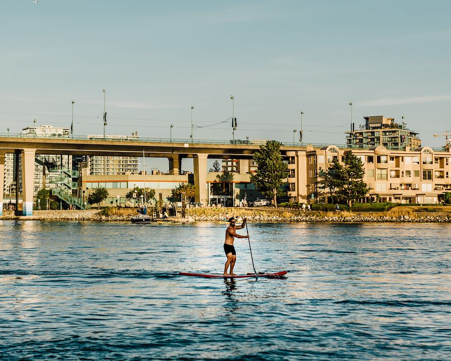 Paddle Board Vancouver