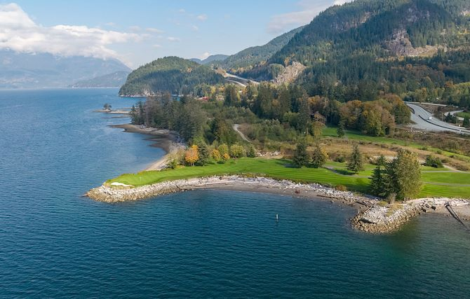 Golf Vancouver