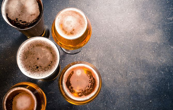 Four Points by Sheraton Milwaukee North Shore Best Brews
