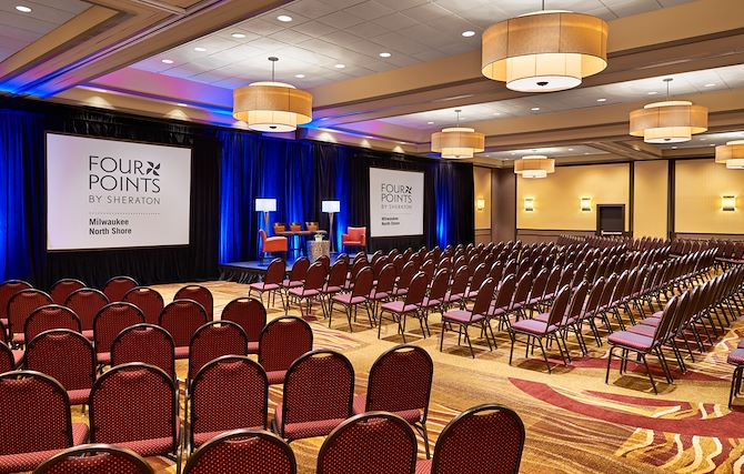 Four Points by Sheraton Milwaukee North Shore Event Space