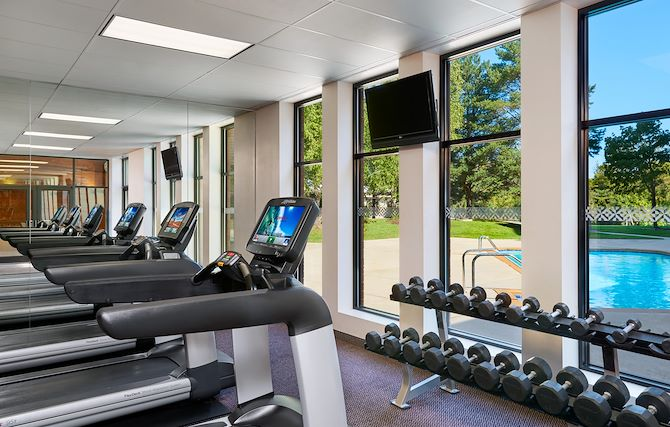 Four Points by Sheraton Milwaukee North Shore Fitness Facilities