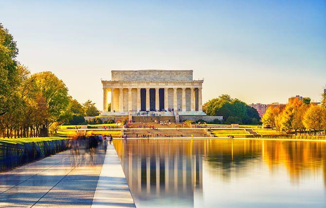 Lincoln Memorial Exterior, Washington D.C.