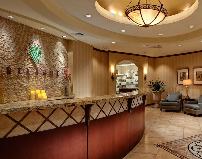 Relache Spa Lobby at Gaylord Opryland