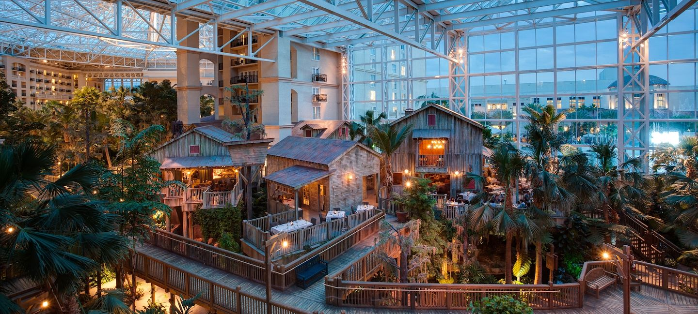 Fort at Old Hickory exterior within Atrium at Gaylord Palms