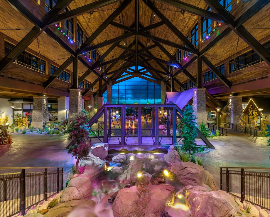 Grand Lodge at Gaylord Rockies Resort in Aurora, CO