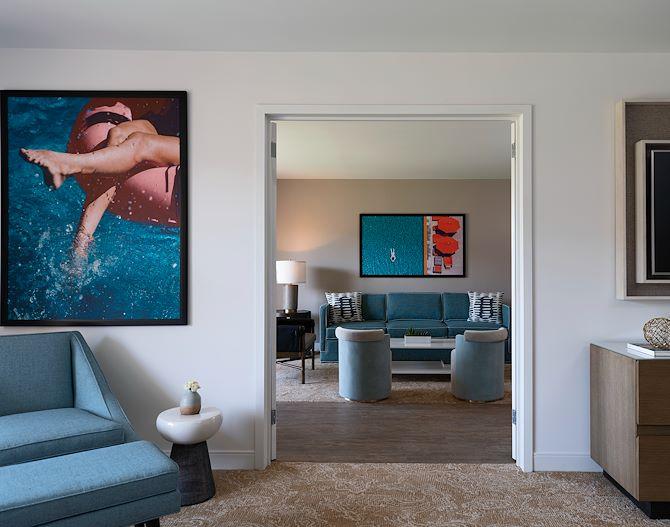 MODERN GUEST ROOMS & SUITES