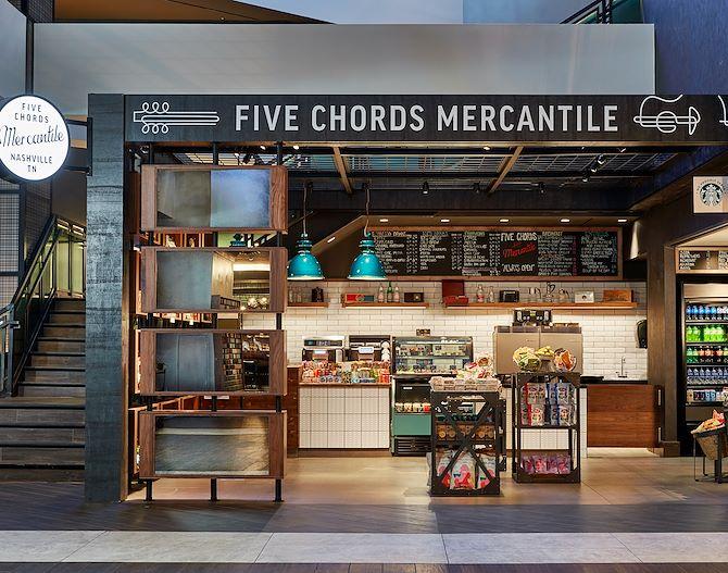 Five Chords Mercantile