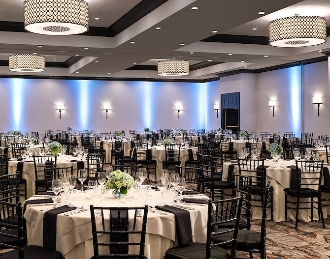 Let Us Plan the Event of Your Lifetime