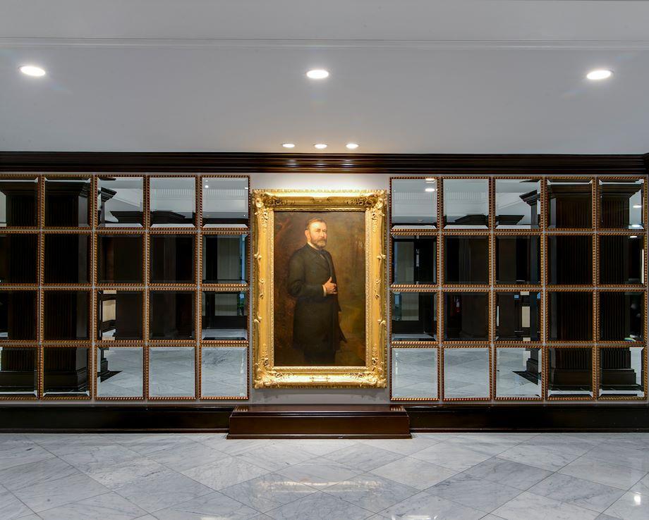 Portrait of President Ulysses S. Grant