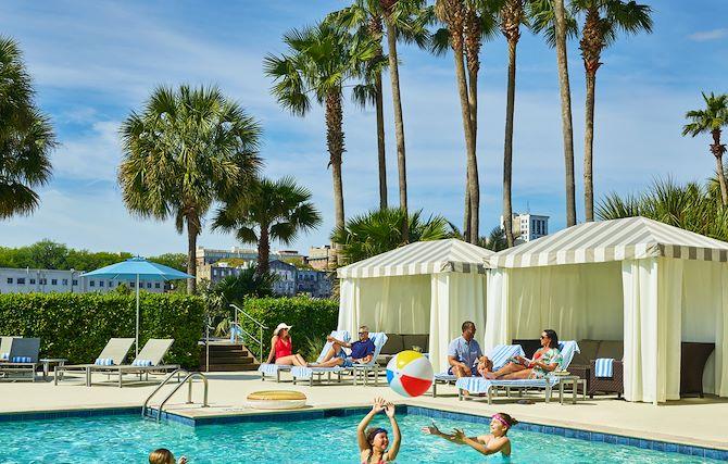 Cabana Relaxation