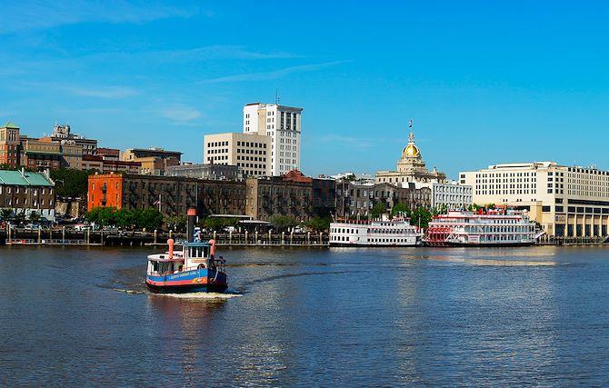 Savannah Belle Ferry