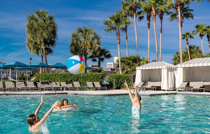 Riverfront Resort Pool