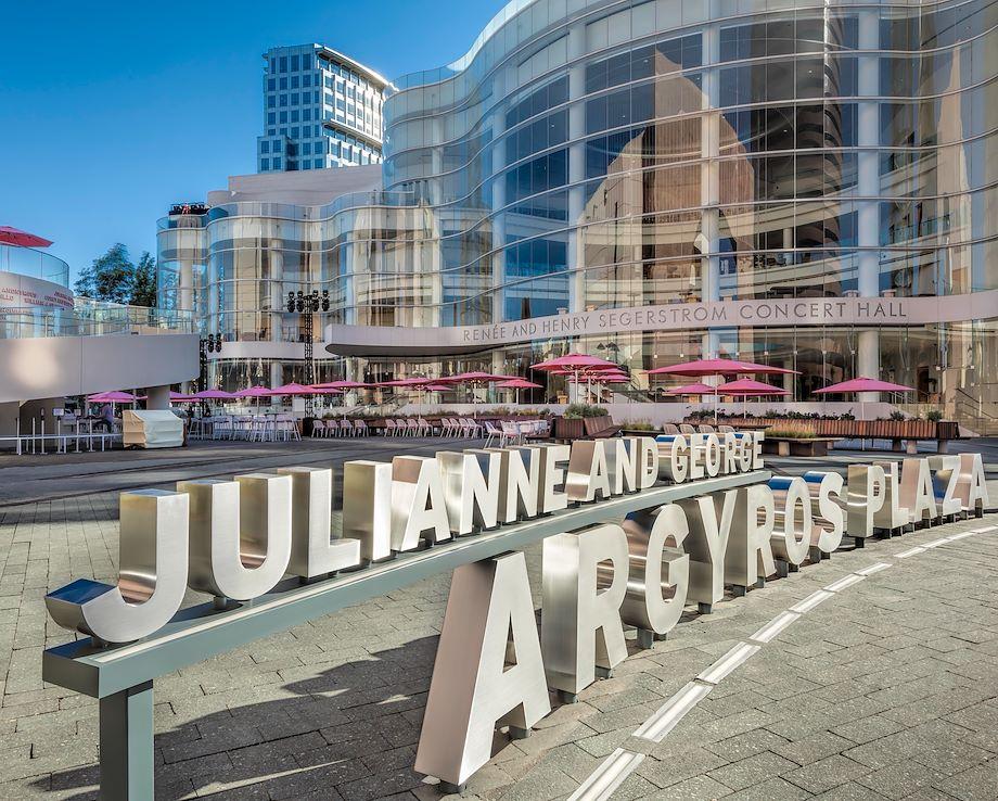 Argyros Plaza