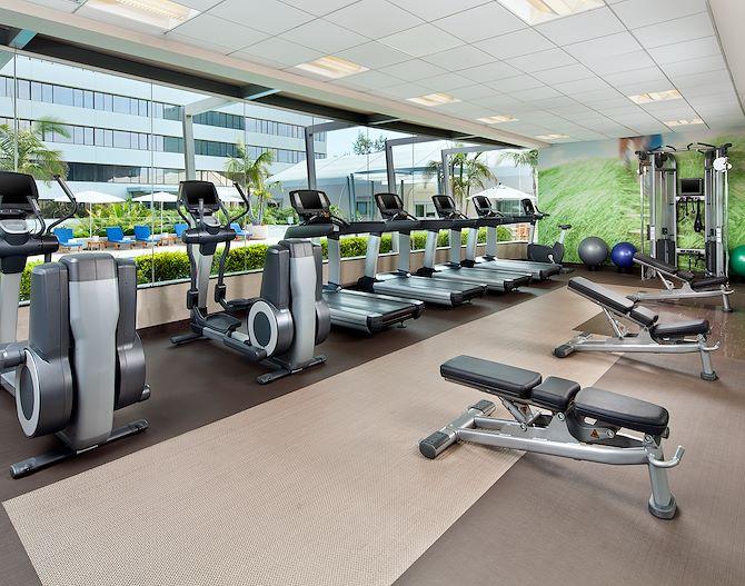 Westin Fitness Studio