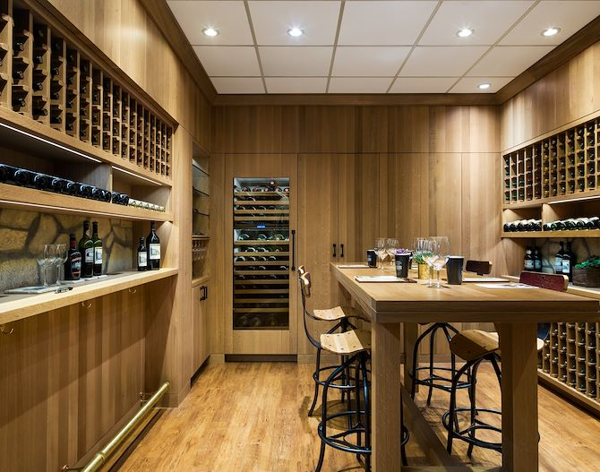 Chateau Montelena Tasting Room