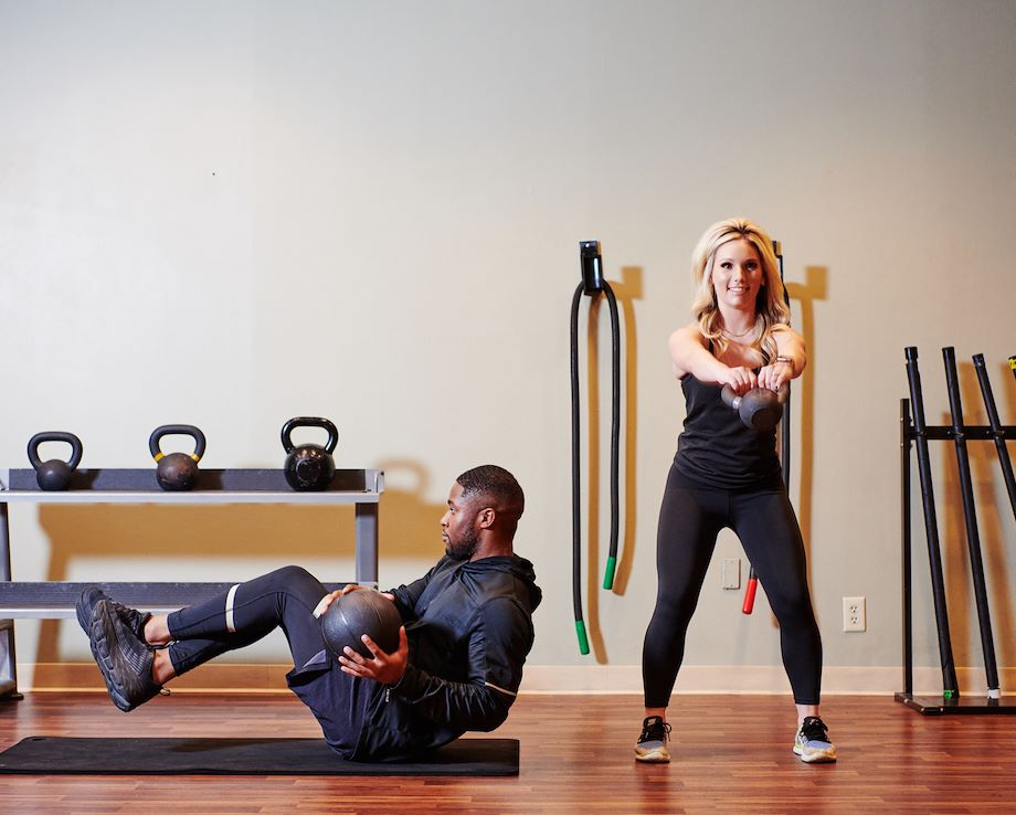Fitness Center at The Worthington Renaissance Fort Worth