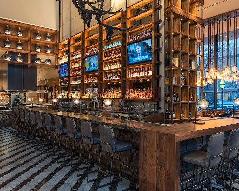 Toro Toro Bar at The Worthington Renaissance Fort Worth