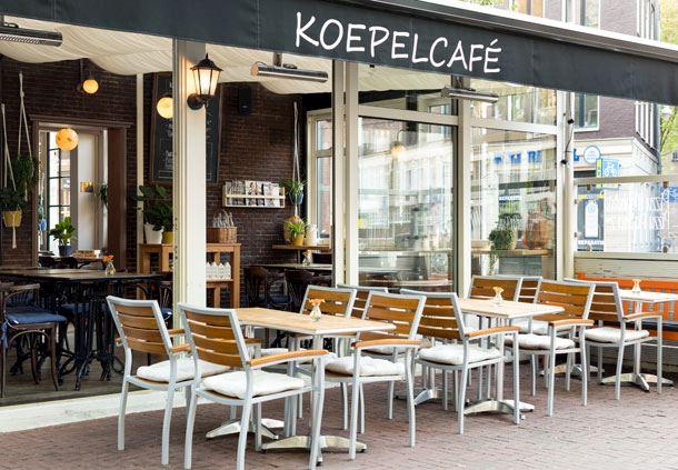 Koepelcafé - Terrace