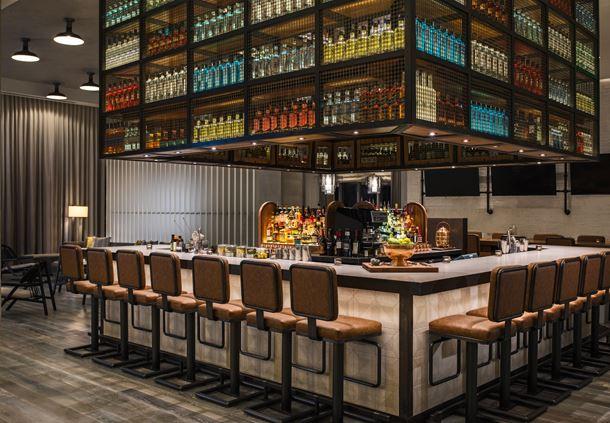 Hickory & Hazel - Bar