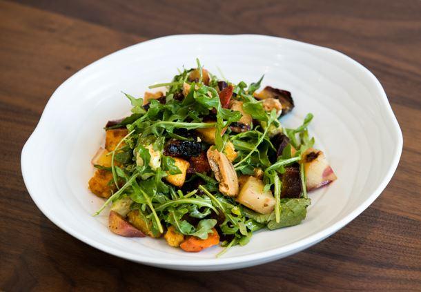 Hickory & Hazel - Roasted Carrot Salad