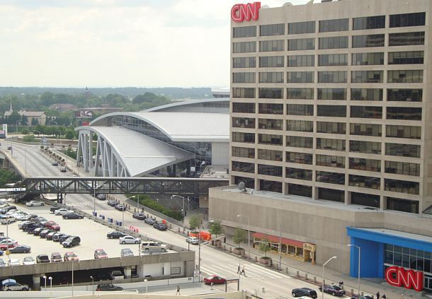 CNN & Philips Arena