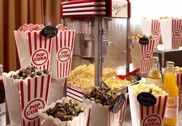 Event Details - Gourmet Snack Break