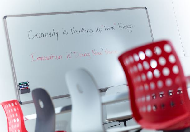Innovation Lab - Seating