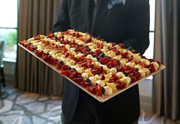 Catering - Passed Hors d'oeuvres