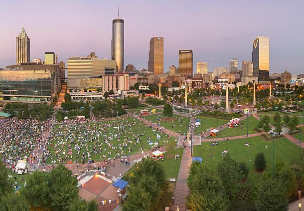 Events at Centennial Park