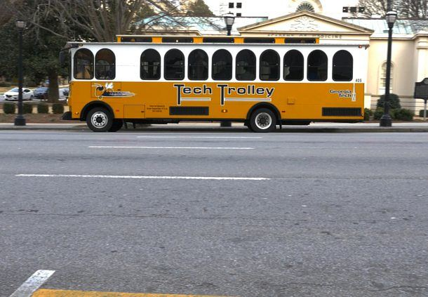 Georgia Tech Trolley