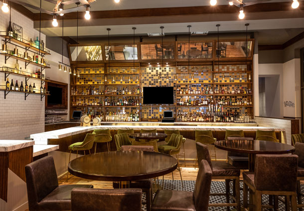 Rowdy Tiger Whiskey Bar - Midtown's Largest Whiskey Bar