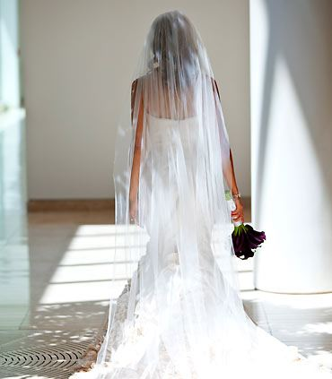 Renaissance Atlanta Midtown Hotel Wedding Gown