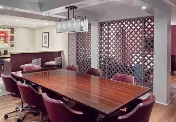 Presidential Suite Boardroom