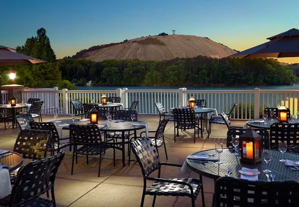 The Commons - Outdoor Patio