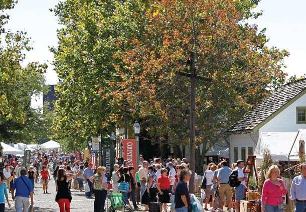 Stone Mountain - Country Living Fair