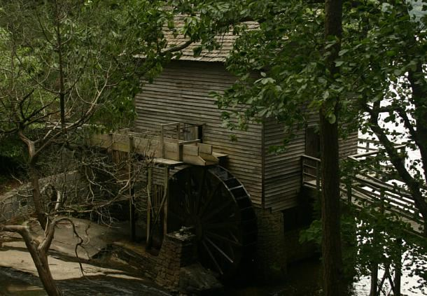 Stone Mountain - Grist Mill