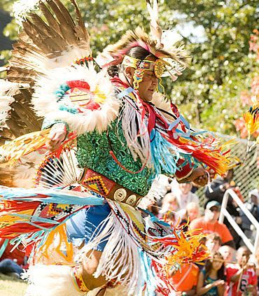 Stone Mountain - Native American Festival and Pow-Wow