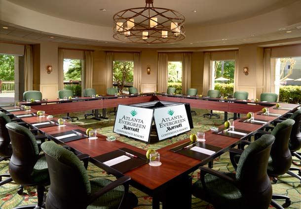 Rotunda Meeting Room