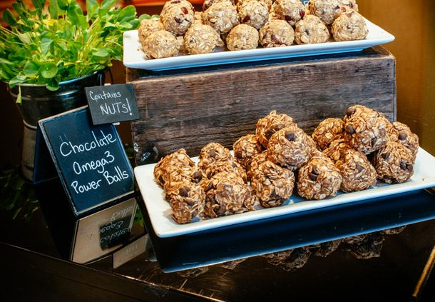 Coffee Break - Omega3 Power Balls