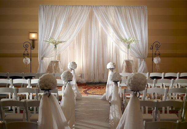 Stone Mountain Ballroom - Wedding Ceremony