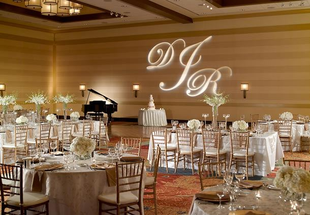 Stone Mountain Ballroom - Wedding Reception