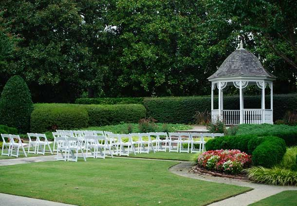Stone Mountain Formal Garden