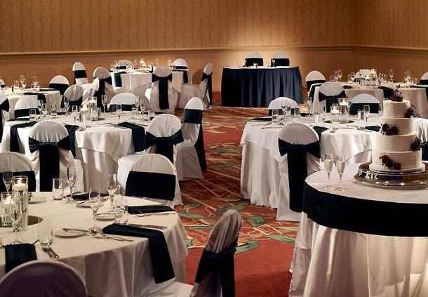Evergreen Ballroom - Wedding Reception