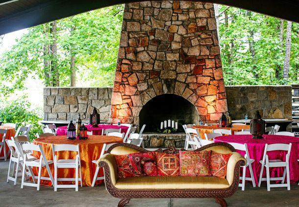 Pavilion - Indian Wedding Reception