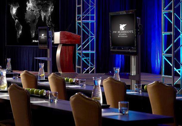 Phoenix Ballroom Audiovisual Equipment