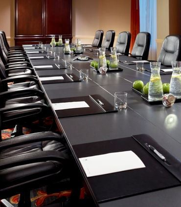 Nashville Meeting Room - Boardroom Setup