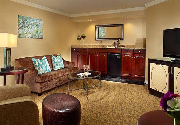 Terrace Suite Living Area